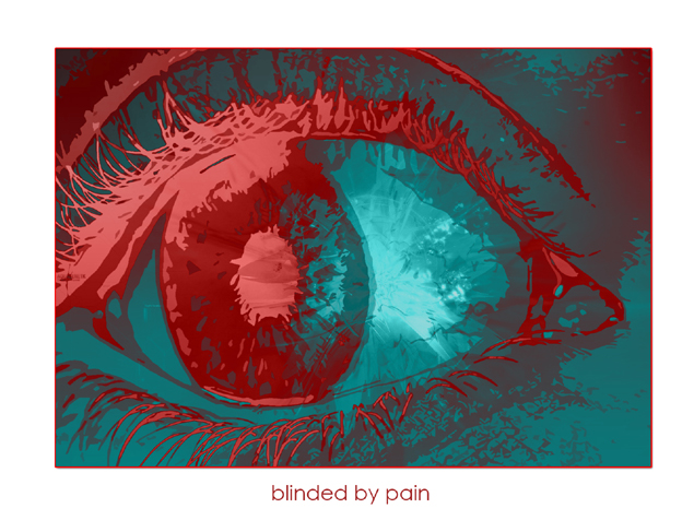 -++ blinded by pain ++-