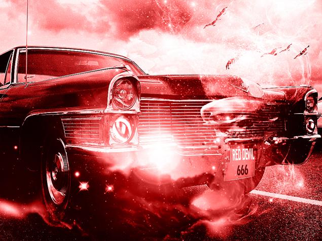 Red Devil - Geschichte eines Ford Mustangs