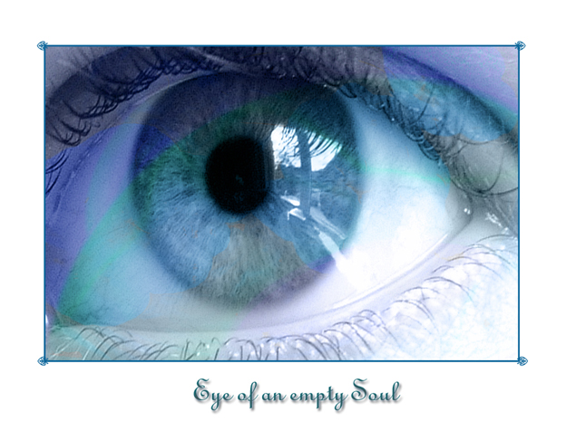 Eye of an empty Soul